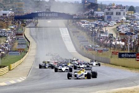 Kyalami F1