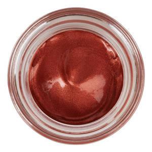 Lid slick es una sombra cremosa, como la mantequilla y se aplica en los párpados como un bálsamo y ofrece un acabado metálico que durará todo el día.