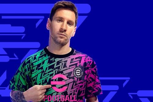 Gratis y totalmente multiplataforma: así es como eFootball 2022 concibe el futuro de los videojuegos de fútbol