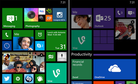 Microsoft libera el 'Preview for Developers' del Update 1 de Windows Phone 8.1