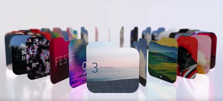 Pastas LG UX 9.0