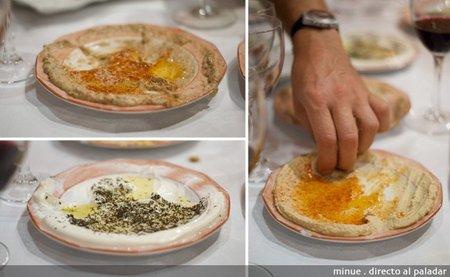 Restaurante sirio en valencia - pates