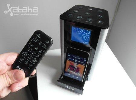 iHome IP39, la base para iPod amiga de los cocinillas