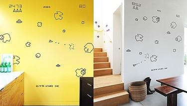 Vinilos Asteroids, una partida en tu pared