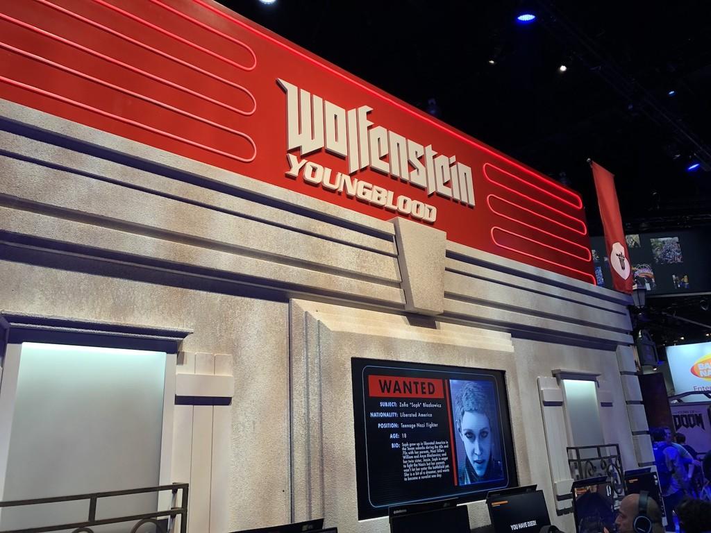 'Wolfenstein: Youngblood', primeras impresiones: acción cooperativa con un 'gunplay' que seduce y se luce