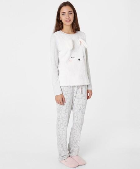 Pijama Conejos Oysho
