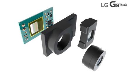 LG confirma que el LG G8 ThinQ tendrá sensor 3D ToF para el desbloqueo por reconocimiento facial