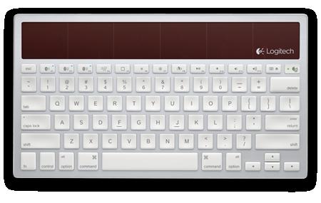 Nuevo teclado bluetooth y solar de Logitech