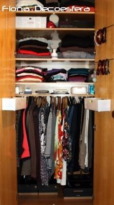 Gana más espacio en tu armario