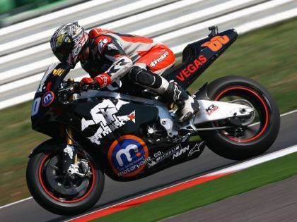 El Team Roberts se queda sin motos para 2008
