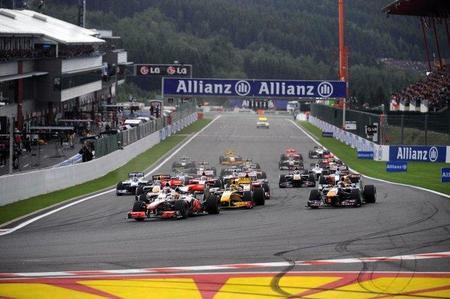 Gran Premio de Bélgica F1 2011: ¿Qué ocurrió el año pasado?