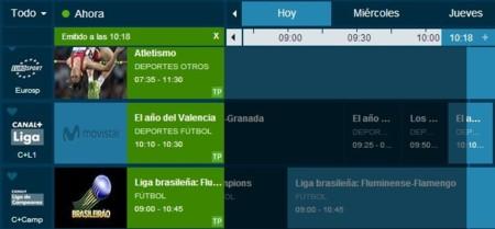 Movistar refuerza Go con la incorporación de Canal+ Liga y Canal+ Liga de Campeones