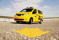 """El futuro alcanzó al """"Taxi del mañana"""""""