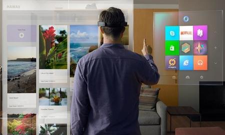 Microsoft intentará cambiar lo que conocemos de la realidad virtual con los HoloLens