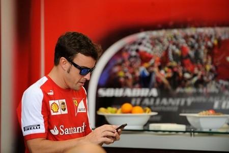 """Fernando Alonso: """"si todo va bien sabemos que las posibilidades de estar en el podio son muy altas"""""""