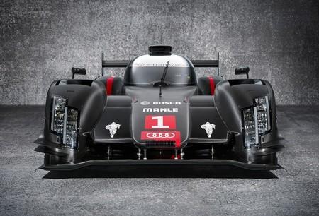 Audi presenta su primera imagen del nuevo R18 e-tron quattro