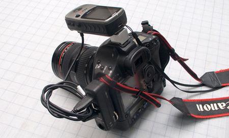 Rumor: ¿Réflex de Canon con GPS?
