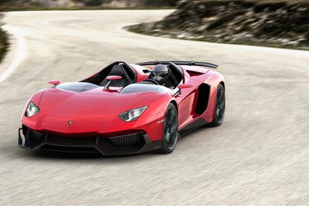 Lamborghini Aventador J, aún más radical