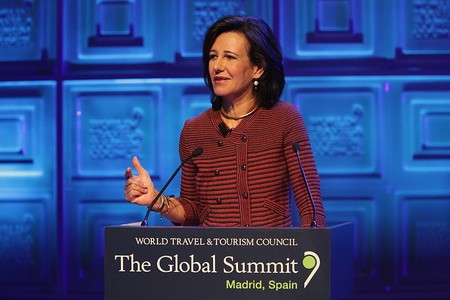 Ana Botin Group Executive Chairman Banco Santander S A 17166324892