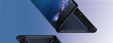 Huawei Mate X: pantalla plegable y 5G para ganar 2019