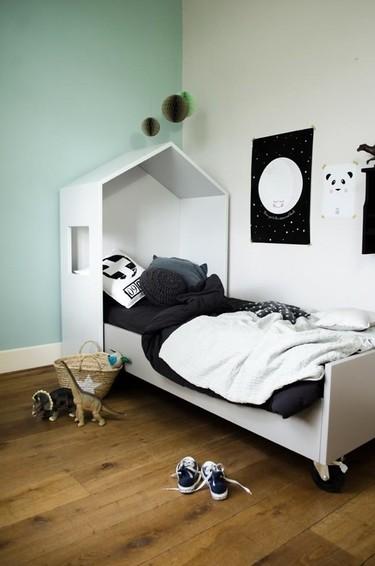 La casita multifunción que sirve para todo en el habitación de los niños