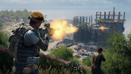 Revelado el mapa al completo del modo Blackout, el Battle Royale de Call of Duty: Black Ops 4