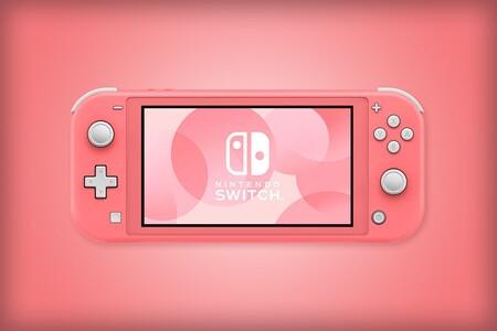 Nintendo Switch Lite color rosa de oferta en Elektra: 3,999 pesos y 10% de descuento adicional pagando con tarjeta de crédito