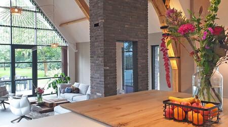 Stuurman Ontwerpt Landelijke Villa Lichtplan Interieur Meubilair Maatwerk Eindhoven 61