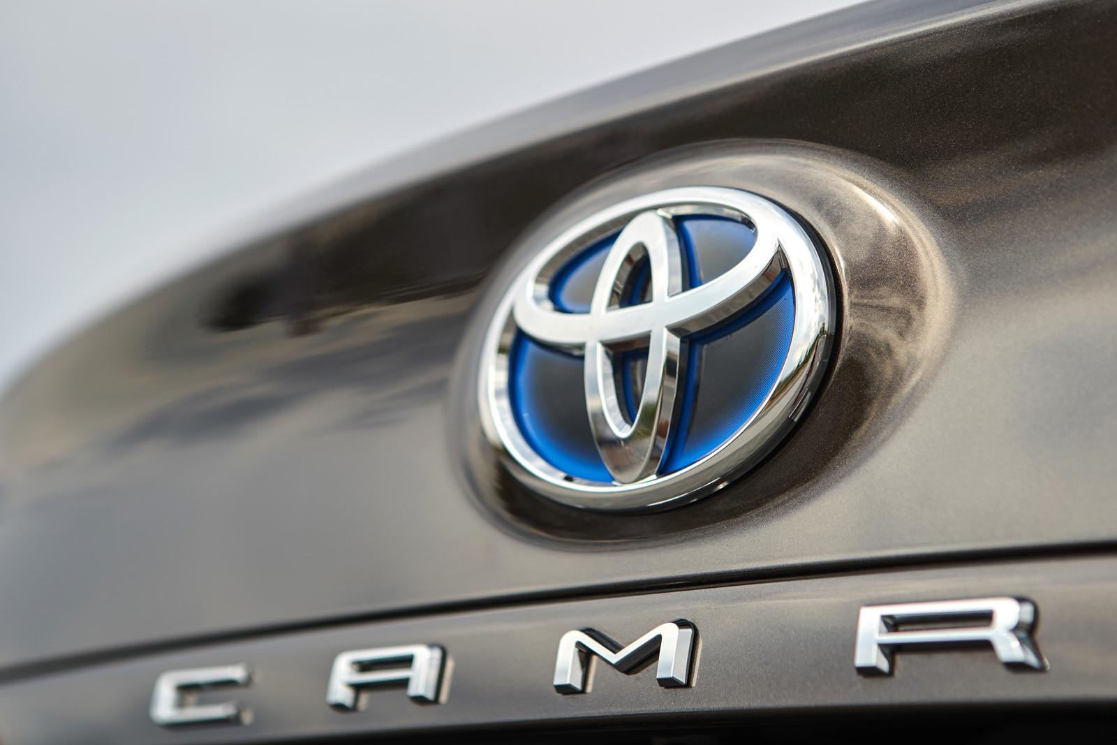 Foto de Toyota Camry 2020 (presentación) (67/75)