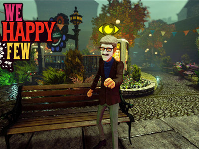 ¡Qué extravagante! We Happy Few muestra nuevo gameplay de quince minutos