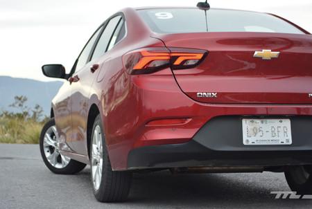 Chevrolet Onix 2021 Mexico 10