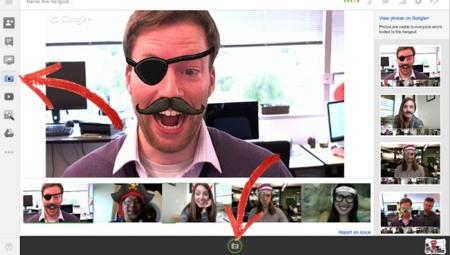 Ahora puedes guardar fotos de tus Hangouts en Google+