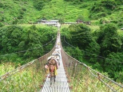 Trekking por el circuito del Annapurna