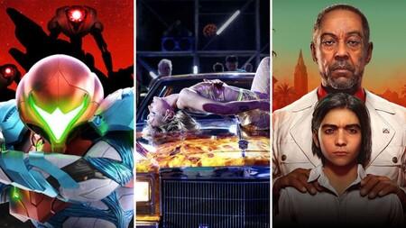 13 estrenos y lanzamientos imprescindibles para el fin de semana: 'Metroid: Dread', 'Titane', Stephen King y mucho más