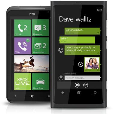 Viber funcionando en Nokia WP