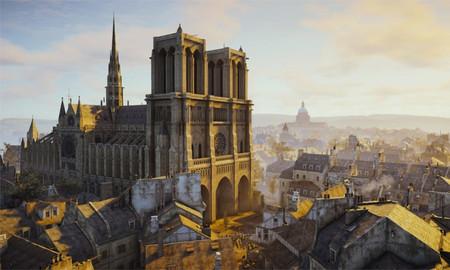 Ubisoft lanza Notre-Dame de Paris: Journey Back in Time, una experiencia VR gratuita para recorrer la catedral parisina