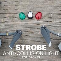 Lume Cube Strobe, una luz anticolisión para poder utilizar los drones más allá de la puesta del sol