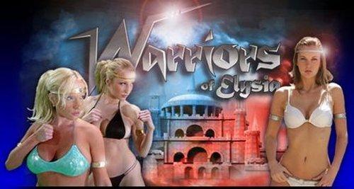 'WarriorsofElysia',chicasenbikinipegándosemamporros.¿Paraquémás?