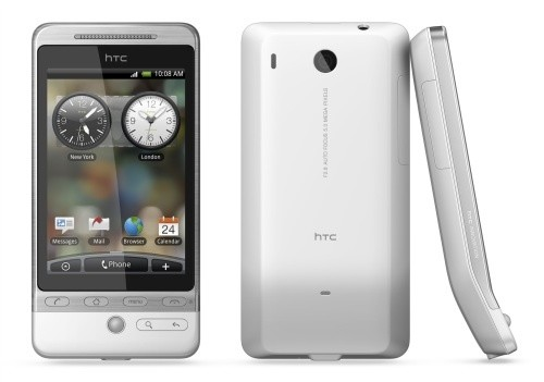 HTC Hero, the mobile premiered the layers in Android, the headset jack and Flash, meets ten-year