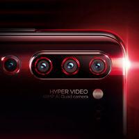 Lenovo Z6 Pro, el más potente de la casa trae cuatro cámaras a la espalda y Snapdragon 855