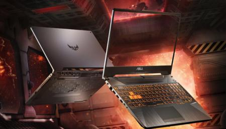 Este portátil gaming ASUS TUF Gaming A15 FX506IU monta un hardware brutal por menos de mil euros en Media Markt