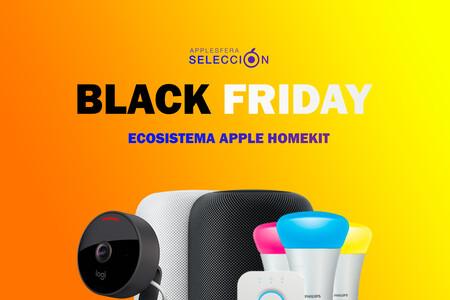 Así puedes montar un hogar conectado compatible con Apple HomeKit, con las mejores ofertas de la semana del Black Friday 2020