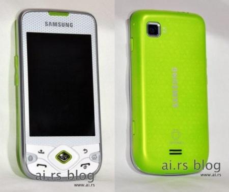 Samsung i5700 Galaxy Lite, vídeo y primeras imágenes