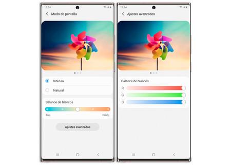 Samsung Galaxy Note 20 Ultra 02 Ajustes Pantalla