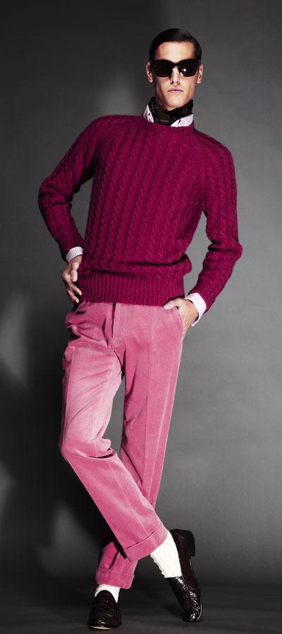 Foto de Tom Ford, colección masculina para el Otoño-Invierno 2011/2012 (34/44)