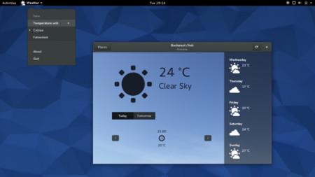 Fedora22 Appmenu