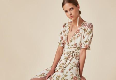 El vestido de Reformation que facilita la lactancia ¡todo un hit de Instagram!