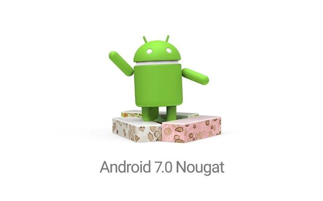 Android siete cero Nougat