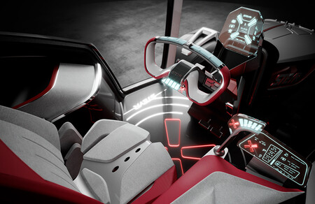 Steyr Konzept tractor eléctrico