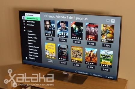 Wuaky.tv en el Panasonic Viera